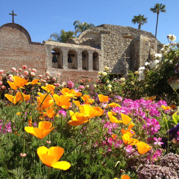 San Juan Capistrano is known for its mission. FILE PHOTO