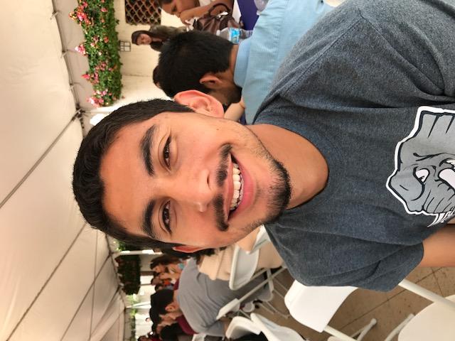 Jose Penaloza (Wendy Fawthrop, The Orange County Register/SCNG)