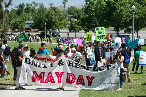 May Day March-2