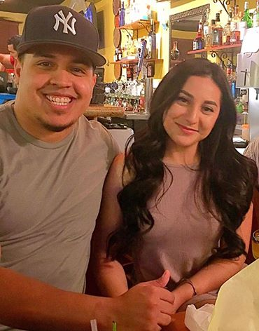 Authorities say that Audrey Moran, 26, and her boyfriend, Jonathan Reynoso, 28, have not been seen or heard from since Wednesday, May 10, 2017. (Photo courtesy of Indio Police Department).