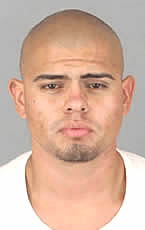 Alejandro Villegas, 22, of Lake Elsinore (Photo courtesy of Riverside County Sheriff's Department)