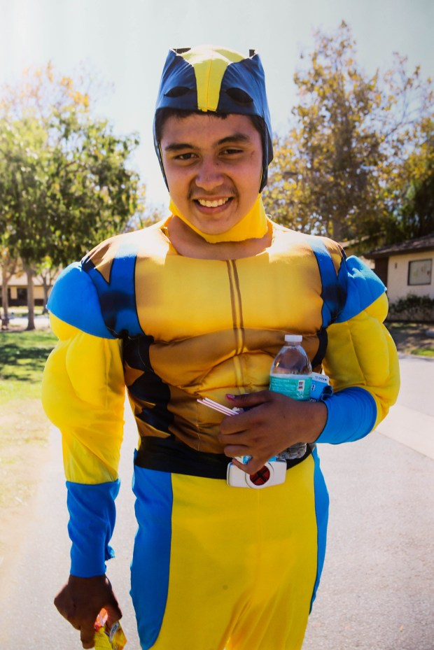 Anthony Corona died on a school bus while riding from Bright Futures Academy in Riverside to his San Bernardino home in December. ORG XMIT: RIV1703101429460653