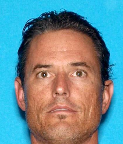 Lloyd Luis Leyh, 43, of Huntington Beach was a member of a credit-card skimming ring revealed following an FBI raid of a La Mirada home on May 23, 2017. An FBI official said Leyh remained on the run following the raid. (Courtesy photo by FBI)