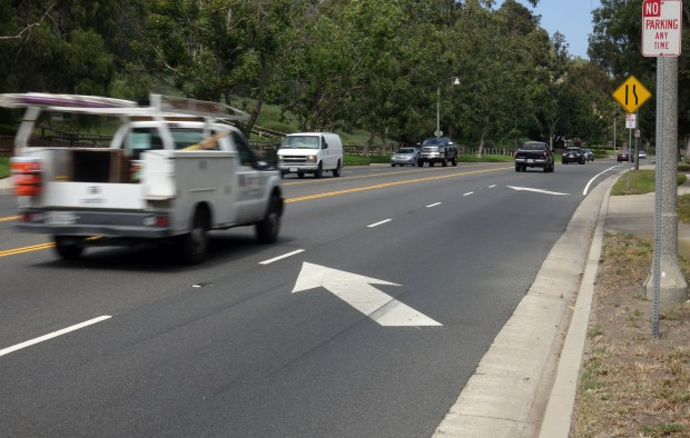 The grand jury issued a harsh report on Monday, June 5, against San Juan Capistrano for Ortega Highway delays. (Photo by Fred Swegles, Orange County Register/SCNG)