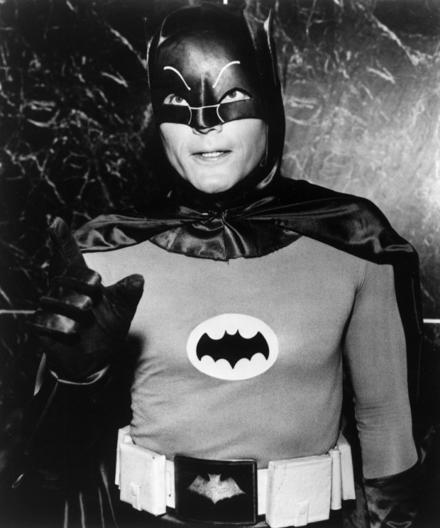 "1960s TV ""Batman"" Adam West. (FILE PHOTO)"