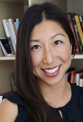 Susie Woo, Cal State Fullerton assistant professor of American studies, was named one of 10 emerging faculty leaders nationwide. (Photo courtesy of Cal State Fullerton)