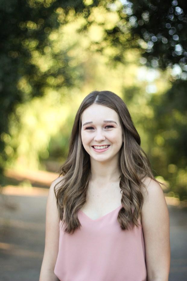 Allyson Suda, El DoradoNorthern Arizona University: social and behavioral science (Photo courtesy of Allyson Suda)