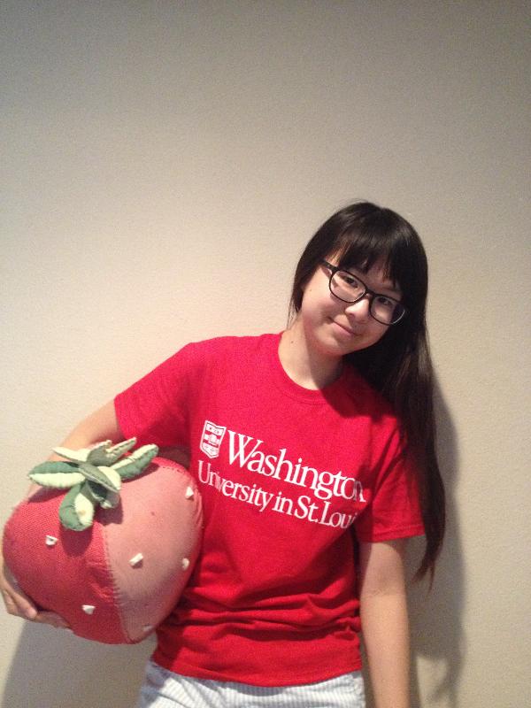 Eugenia Yoh, OCSAWashington University in St. Louis: communication design (Photo courtesy of Eugenia Yoh)