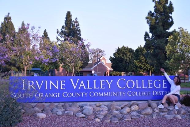 Indi Ho, BeckmanIrvine Valley College: digital media arts, undeclared major (Photo courtesy of Indi Ho)