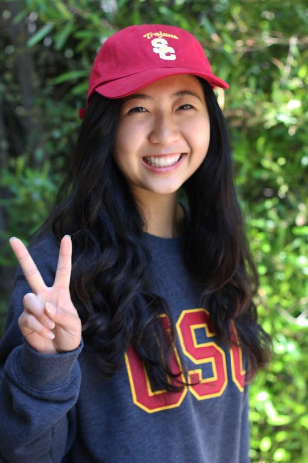 Kaitlyn Chu, OCSAUSC: arts, technology and the business of innovation (Photo courtesy of Kaitlyn Chu)