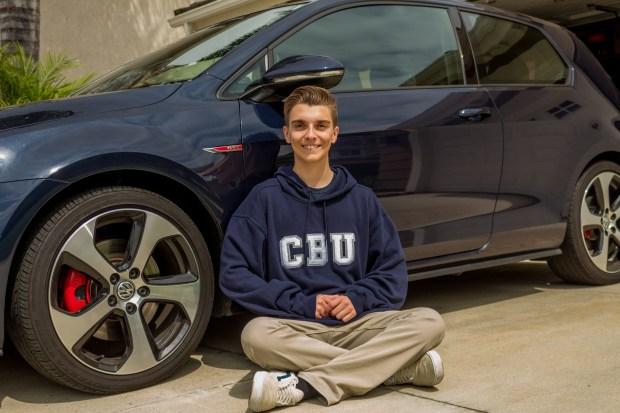 Joshua Cora, Crean LutheranCalifornia Baptist University: photography (Photo courtesy of Joshua Cora)