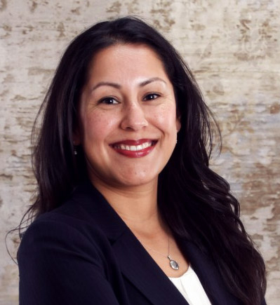 """Patricia Perez is a co-author of """"Facilitating Educational Success for Migrant Farmworker Students in the U.S."""" (Photo courtesy of Cal State Fullerton)"""