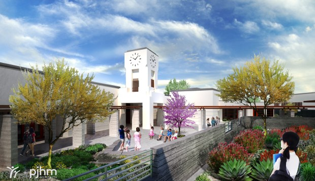 Cadence Park School, the Irvine Unified School District's fourth K-8 school, is scheduled to open in August 2018 in the Great Park Neighborhoods. (Courtesy Irvine Unified School District)