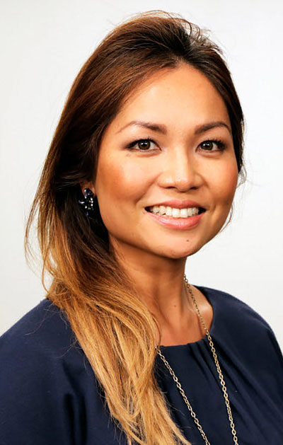 Tami Bui is Cal State Fullerton's new associate vice president for government and community relations. (Photo courtesy of Cal State Fullerton)