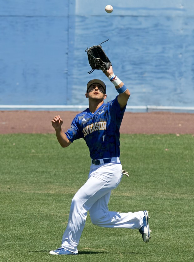 UC Riverside's Mark Contreras was a first-team all-Big West selection.