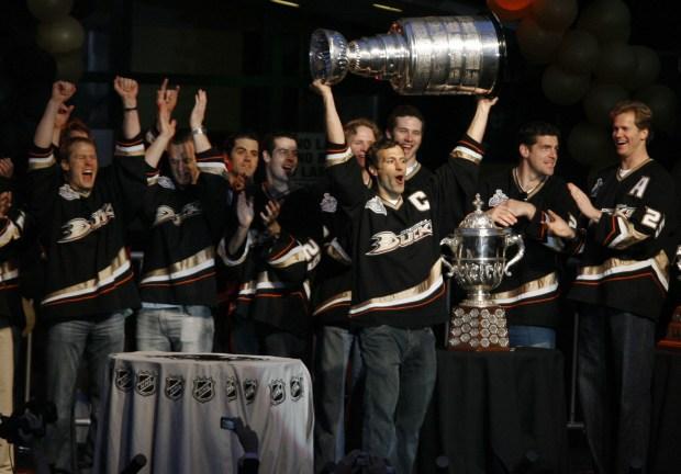 How Scott Niedermayer turned the Anaheim Ducks into champions