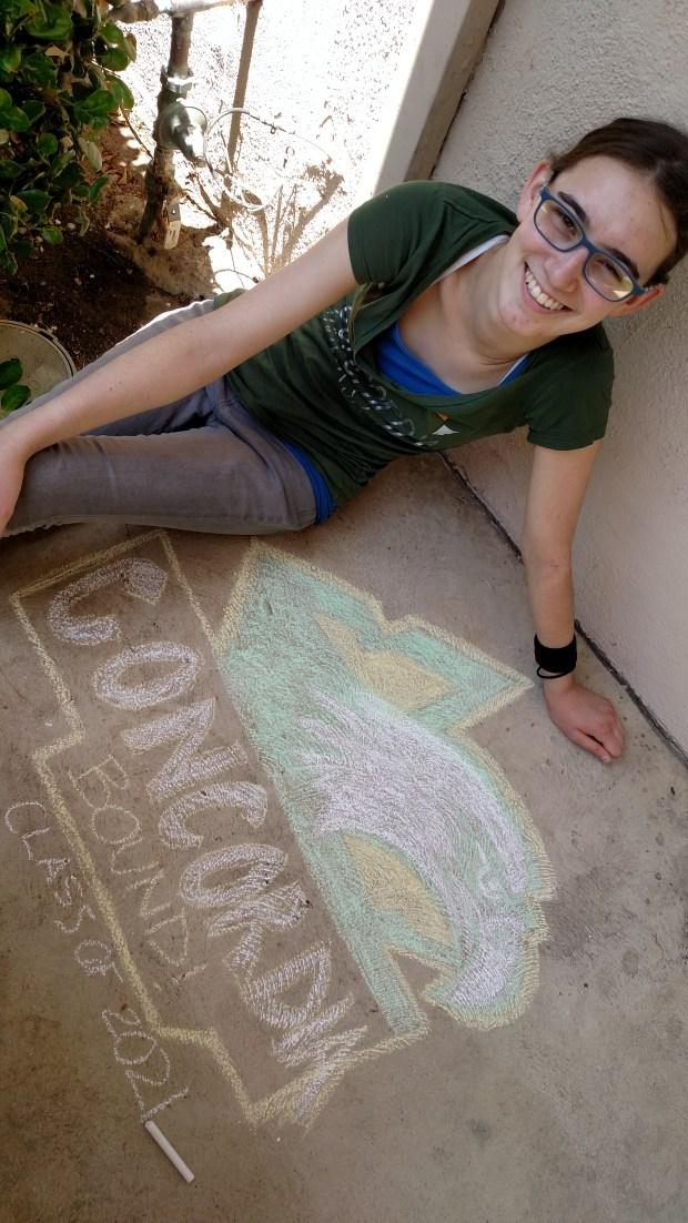 Carissa Dahlia, OCSAConcordia University Irvine: biology major; theatre, undeclared minor (Photo courtesy of Carissa Dahlia)
