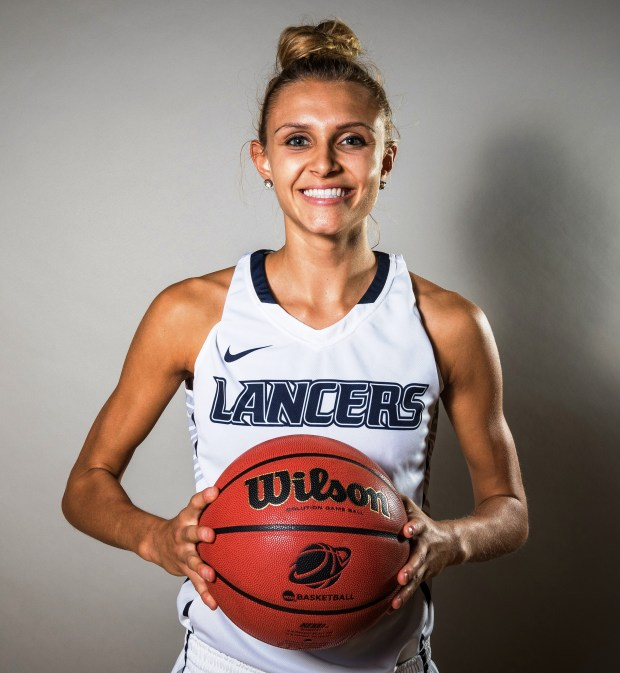 Cassidy Mihalko is the Area College Women's Athlete of the Year.