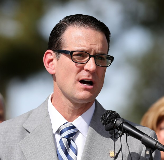 Riverside County DA Mike Hestrin will face a challenger in the June election. File photo by Frank Bellino, The Press-Enterprise/SCNG