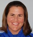 San Bernardino Valley women's soccer coach Kristin Hauge has built SBVC into one of the area's most successful progrmas.
