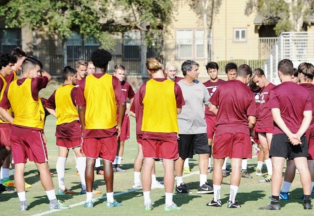 University of Redlands men's soccer coach Ralph Perez and his staff were voted the top coaches in the West Region.
