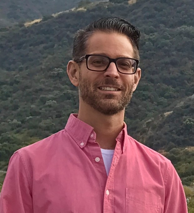 Independent congressional candidate Matt Woody (Courtesy photo).