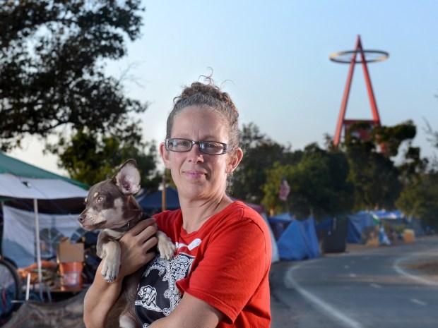 Angela Piefer (Photo by Bill Alkofer,Orange County Register/SCNG)