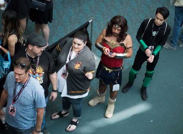 5 tips to level up your Comic-Con 2018 line-waiting