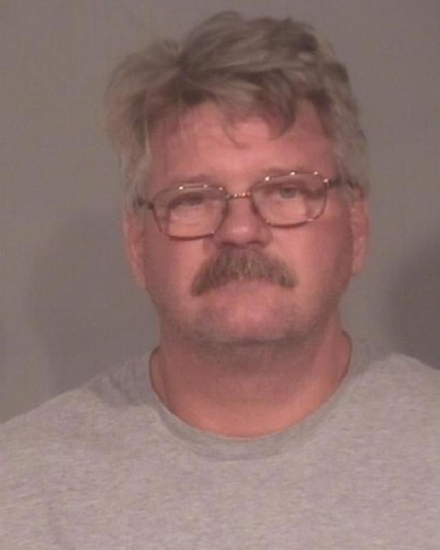 Riverside Ward 7 Councilman John Burnard was arrested July 3, 2017 in Lake Havasu City, Ariz. (Courtesy of Lake Havasu City Police Department)