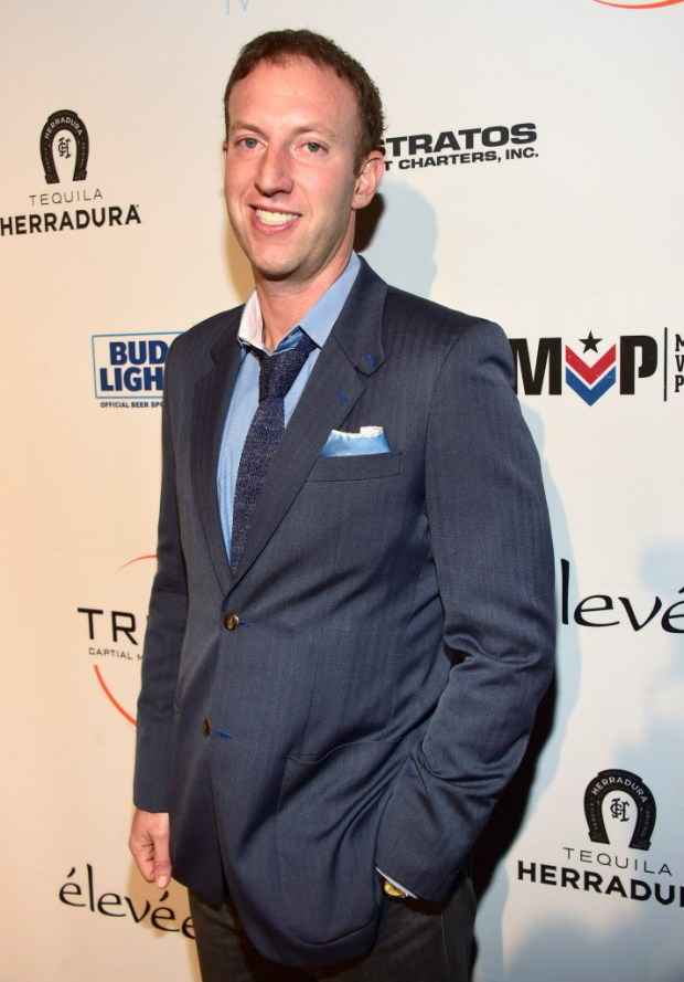 SAN FRANCISCO, CA - FEBRUARY 03: President, FOX Sports National Networks Jamie Horowitz attends Glazer Palooza and Suits and Sneakers on February 3, 2016 in San Francisco, California. (Photo by Frazer Harrison/Getty Images for Glazer Palooza)
