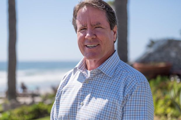Democrat Paul Kerr of Rancho Santa Fe is challenging Rep. Darrell Issa, R-Vista.