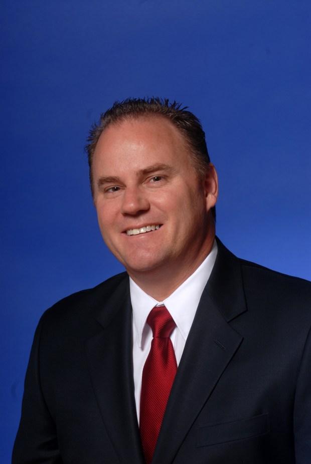 Riverside County Finance Officer Don Kent.