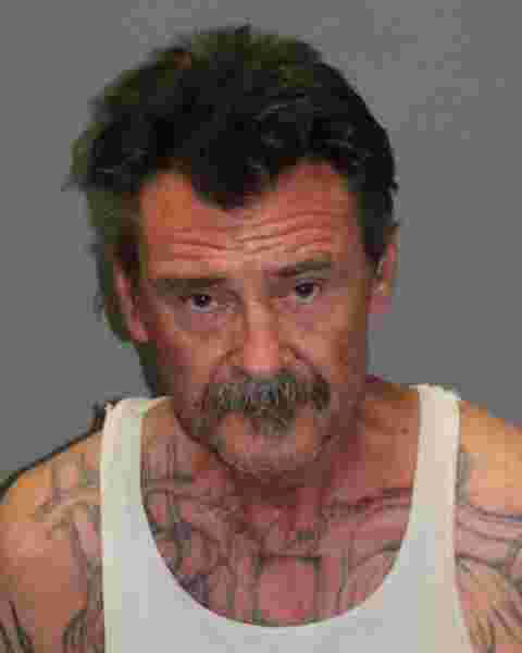 Richard Lewis, 55, of Redlands, was arrested on suspicion of stealing a vehicle. He is also a parolee who has violated his parole terms, Laguna Beach police said. File photo