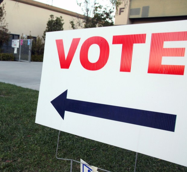 Many cities are switching to by-district elections, changing the election process. South Pasadena voters will begin district elections in November 2018. (file photo)