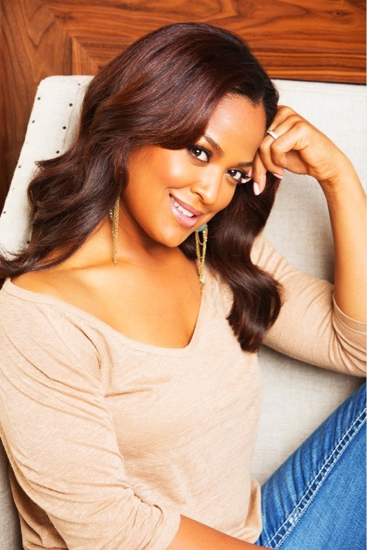 "Boxing champion Laila Ali hosts her podcast ""Laila Ali Living,"" which discusses fitness, holistic health, relationship advice and life balance with celebrity health and fitness guests."