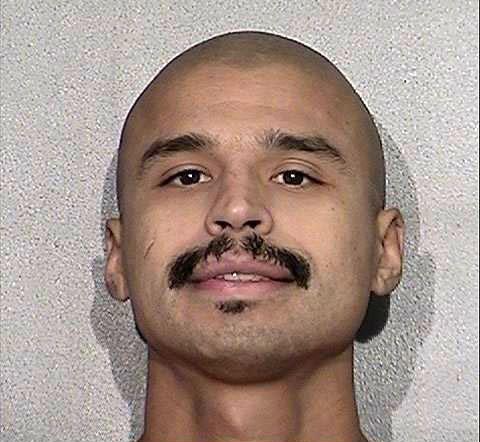 Ricardo Salas (Courtesy of California Department of Corrections and Rehabilitation)