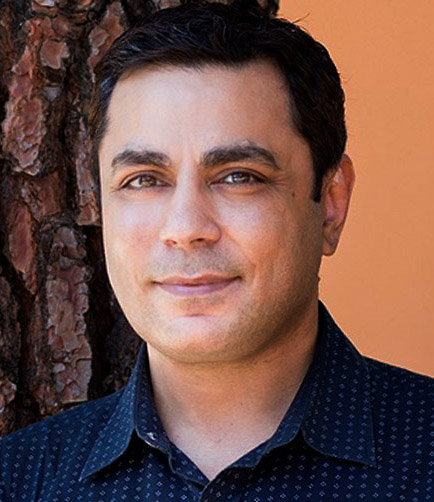 Ahmed Afzal, Cal State Fullerton assistant professor of anthropology (Photo courtesy of Cal State Fullerton)