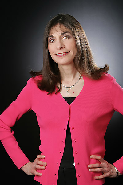 Cal State Fullerton psychology professor Nancy L. Segal is one of the world's leading experts on twins. (Photo courtesy of Cal State Fullerton)