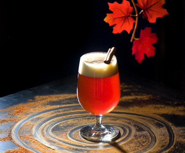 At The Bruery, Autumn Maple (pictured) is a hefty ale with a modern twist. This year, it was given another tweak, resulting in Midnight Autumn Maple. (File photo by Cindy Yamanaka, The Orange County Register/SCNG)