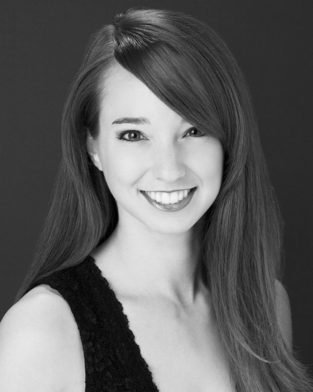 Tawny Chapman teaches lyrical dance, modern dance, and choreography at the Orange County School of the Arts. (Photo courtesy of OCSA)