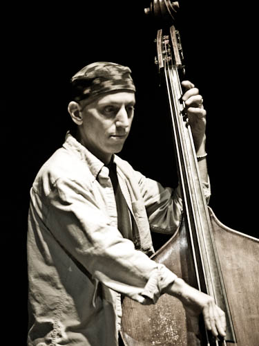 NYC Veteran bassist David Ambrosio will be performing live at Saddleback College on Monday, Oct. 9. (Photo Courtesy of Saddleback College)