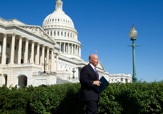 House Ways and Means Chairman Rep. Kevin Brady, R-Texas, is one of the chief architects of the sweeping tax revamp proposed by President Donald Trump and congressional Republicans. ( AP Photo/Jose Luis Magana)
