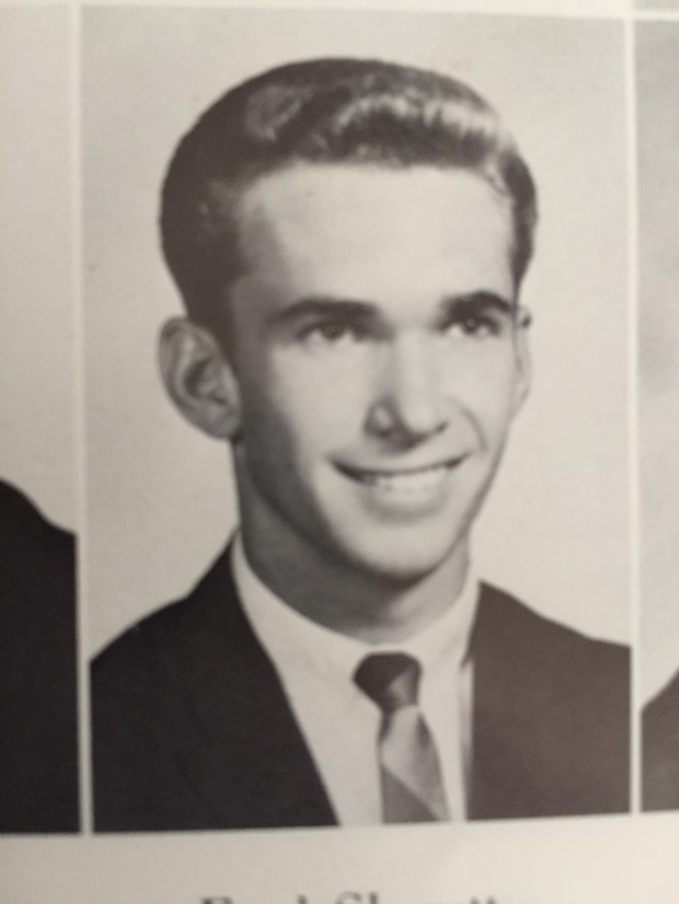 Fred Shorret, San Bernardino High School Class of 67. (Courtesy photo)
