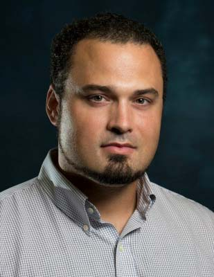 Tyler D. Parry, Cal State Fullerton assistant professor of African American studies (Photo courtesy of Cal State Fullerton)