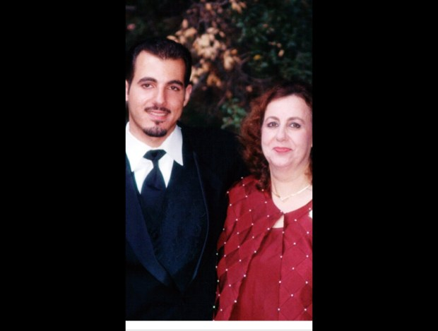 Shehadeh Khalil Issa was sentenced Thursday, Oct. 26, 2017, for killing his son Amir Issa, 38, and wife Rabihah Shibi Issa, 68. The victims are seen in a family photo.