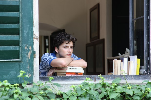 Timothée Chalamet as ElioCourtesy of Sony Pictures Classics