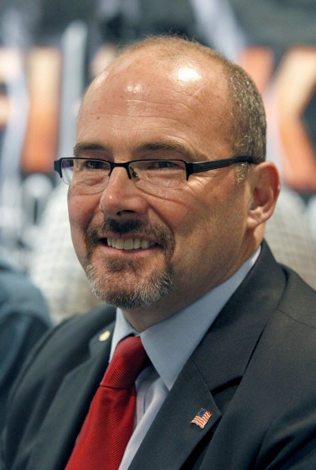 GOP congressional candidate and former Republican assemblyman Tim Donnelly.