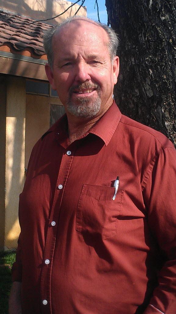 Jeff Hewitt, Calimesa mayor and Riverside County supervisorial candidate.
