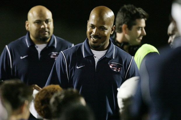 Eric Zomalt has guided the Citrus Hill football program to 34 consecutive win in Mountain Pass League play. (Photo by Terry Pierson, The Press-Enterprise/SCNG.com)