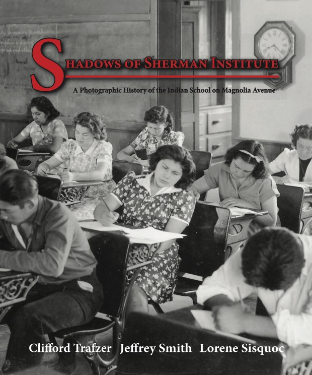 A new photo book looks at the history of what's now called Sherman Indian High School in Riverside.Courtesy photo